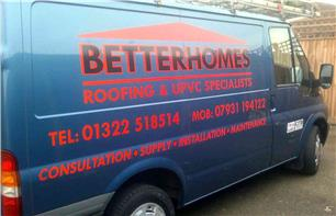 BETTERHOMES Roofing and UPVC Specialists