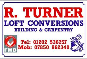 R Turner Loft Conversions & Building Services