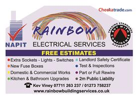 Rainbow Building & Electrical Services