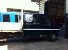 Work Vehicle Branding