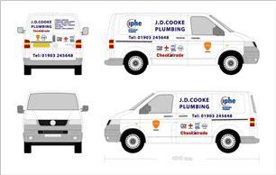 J D Cooke Plumbing