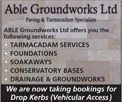Able Groundworks Ltd