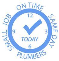 Small Job On Time Same Day Plumbers