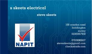 S Skeets Electrical