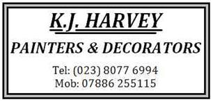 K J Harvey Painting and Decorating