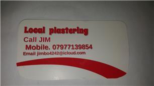 Local Plastering